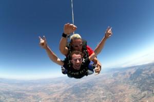 Ben Whitehair Skydiving